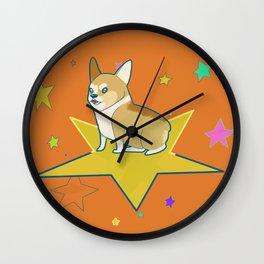 Big Star Wall Clock