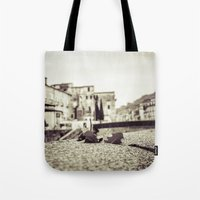antique Tote Bags featuring [Antique] by Mathias Rat
