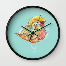 Cru Cru  Wall Clock