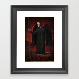The Ferryman Framed Art Print