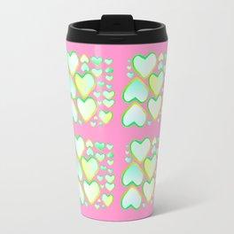 Coeur de printemps Travel Mug