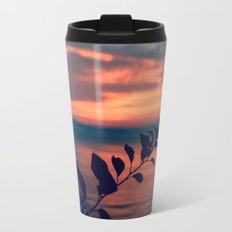 nature with dusk Travel Mug