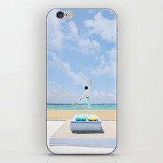 Jump for Joy iPhone & iPod Skin