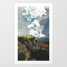 Eden #14 Art Print