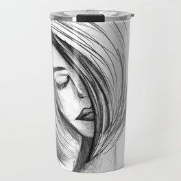 Girlie 01 Travel Mug