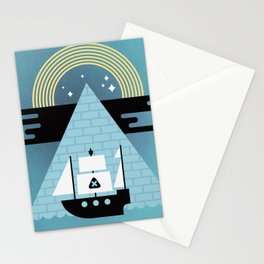 Born to Explore Pt4 Stationery Cards