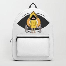SIX & FRIENDS | LITTLE NIGHTMARES Backpack