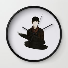 Merlin Wall Clock