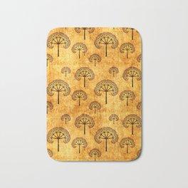 Art Tree Bath Mat