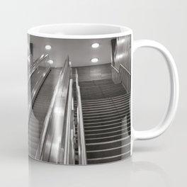Underground station - stairs - Brandenburg Gate - Berlin Coffee Mug