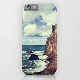 Coastal Wilderness -  Ponta de Sao Lourenco - Madeira - Portugal iPhone Case