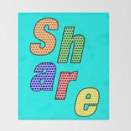 SHARE – my 3 best Skills Throw Blanket