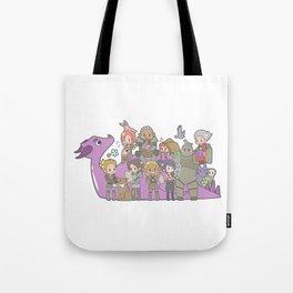 Dragon Age - Origins Companions Tote Bag
