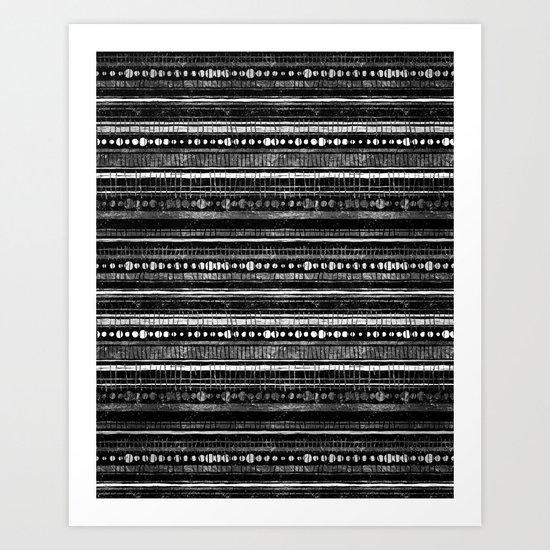 rhythm 1.5 Art Print