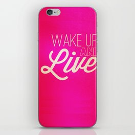 Don't waste it.  iPhone Skin