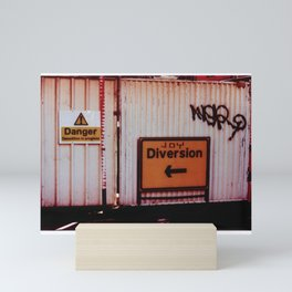 Manchester - Joy Diversion Mini Art Print