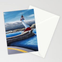 Ogden Point Seawall Stationery Cards