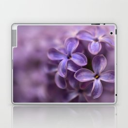 Fresh Lilac flowers Laptop & iPad Skin