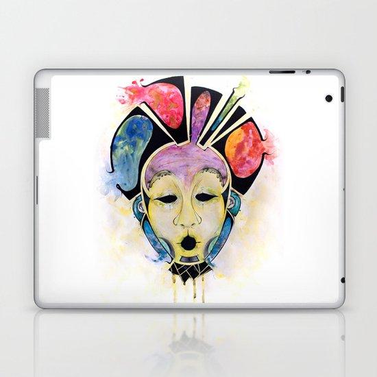 Veto's Mask Laptop & iPad Skin