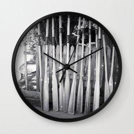 Oar-some Wall Clock