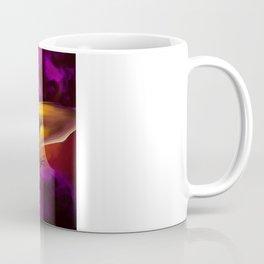 Yellow On Fire Coffee Mug