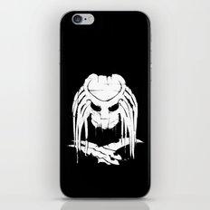 Pochoir - Predator iPhone & iPod Skin