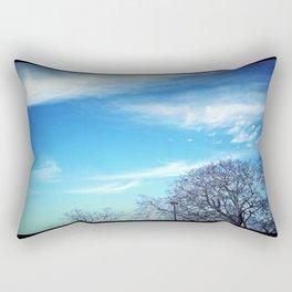 Trees. Rectangular Pillow