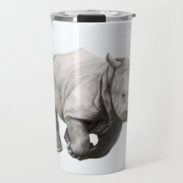 Rhino 112 / Rinoceronte 112 Travel Mug