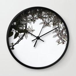 In Bloom 2 Wall Clock