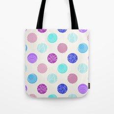 Calm Spots Tote Bag