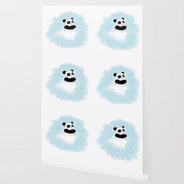 Teacup Panda Wallpaper