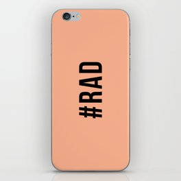 RAD iPhone Skin