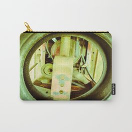 See Through Tire Carry-All Pouch