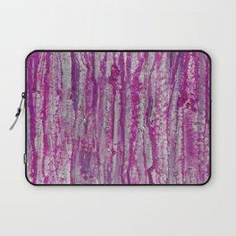 Encaustic Streaks (pink) Laptop Sleeve