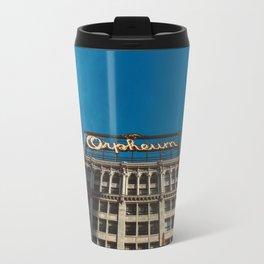 Orpheum Theatre Los Angeles V Travel Mug