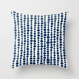 Nathalie Robbins Throw Pillow