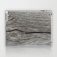 Wood Grain 1, Usona Laptop & iPad Skin