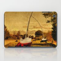cows iPad Cases featuring Cows by Gil Finkelstein