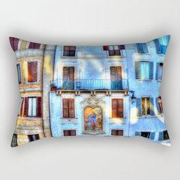 Windows. Rectangular Pillow
