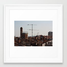Toulouse I Framed Art Print