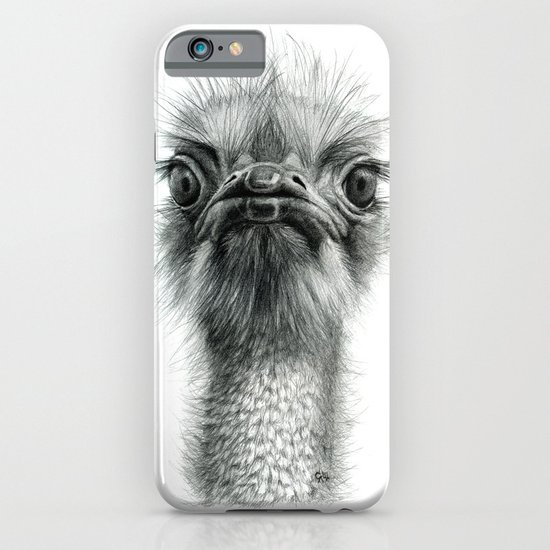 Arrogant Ostrich SK100 iPhone & iPod Case