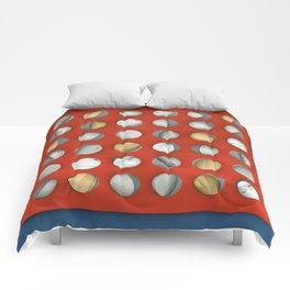 MARBLE - WOOD - CONCRETE - COTTON Comforters