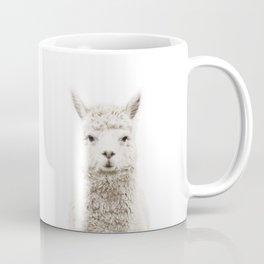 Alpaca Front & Center Coffee Mug