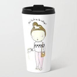 What s in your head? Travel Mug
