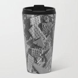 Broken Bricks Travel Mug