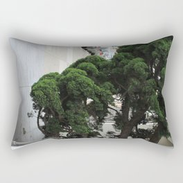 Forced Perspective Rectangular Pillow