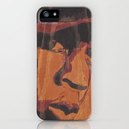 Jay iPhone Case
