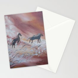 The Sylph Riders Stationery Cards
