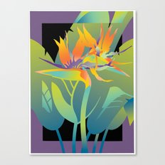 New Paradise Canvas Print