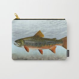 Lurking Fish Carry-All Pouch